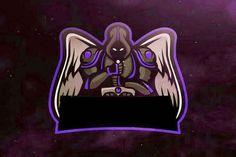 Kakashi Sharingan, Team Logo Design, Game Logo, Animal Logo, Logos, Logo Templates, My Images, Banners, Devil