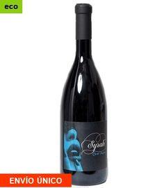 Vino Ecológico Tinto Syrah Cent Piques https://www.delproductor.com/es/cavas-vinos-ecologicos/594-vino-ecologico-tinto-syrah.html