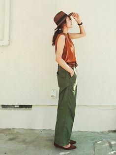 楽天の帽子を使ったmikiのコーディネートです。WEARはモデル・俳優・ショップスタッフなどの着こなしをチェックできるファッションコーディネートサイトです。