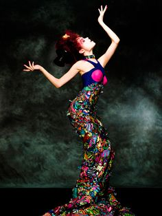 Fashion photography by Chrystel Plischke-Livolsi