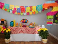 Fiesta-Style Gender Reveal >> http://www.diynetwork.com/decorating/throw-a-fiesta-style-gender-reveal-baby-shower/pictures/index.html?soc=pinterest