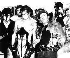 1983. Black Flag and The Misfits
