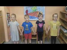 písnička pro předškoláky MŠ Tyršova 2020 - YouTube Sports, Youtube, Tops, Fashion, Hs Sports, Moda, Fashion Styles, Sport, Fashion Illustrations