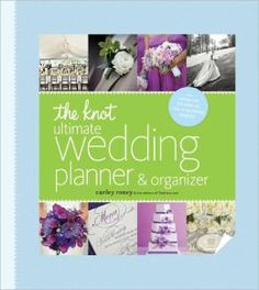 The Knot Ultimate Wedding Planner & Organizer [binder edition]: Worksheets, Checklists, Etiquette, Calendars, and Answers to Frequently Asked Questions. Amazon $20 Barnes and noble $24