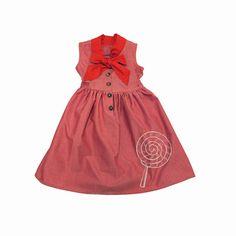BACK TO SCHOOL SALE AT mishalulu.com BABYCAKES DRESS.