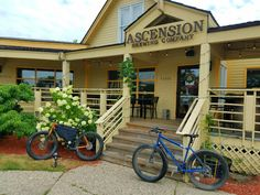 Ascension Brewing Company, Novi, MI. John mcroberts is part owner
