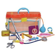 B. Wee MD - Doctor's Kit, Toy Occupation Playsets