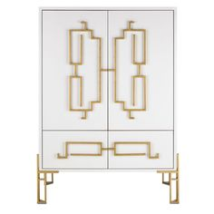 Currey and Company Zhin Cabinet | Buffets, Cabinets & Sideboards | Dining Room | Furniture | Candelabra, Inc.