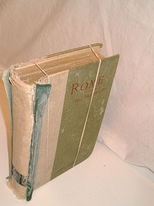 How to Restore an Old Book