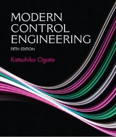 Download PDF of Modern Control Engineering 5th Edition by Katsujiko Ogata