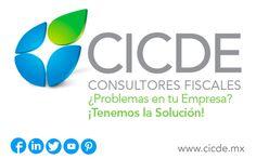 𝐒í𝐠𝐮𝐞𝐧𝐨𝐬 𝐞𝐧 𝐑𝐞𝐝𝐞𝐬 𝐒𝐨𝐜𝐢𝐚𝐥𝐞𝐬... 𝐓𝐰𝐢𝐭𝐭𝐞𝐫: twitter.com/cicde_mx 𝐅𝐚𝐜𝐞𝐛𝐨𝐨𝐤: https://lnkd.in/gnTqjWU 𝐋𝐢𝐧𝐤𝐞𝐝𝐈𝐧, 𝐘𝐨𝐮𝐭𝐮𝐛𝐞 : CICDE, Consultores Fiscales Visita nuestra página web www.cicde.mx.  Ponte en contacto con nosotros