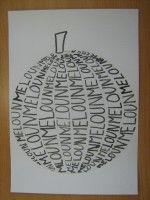 Zelenina tvořená písmem :: M o j e v ý t v a r k a Fall Halloween, Decor, Art, Creative, Art Background, Decoration, Kunst, Performing Arts, Decorating