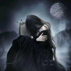 Imagenes De Hadas Goticas Tristes Gotico Gothic Art Gothic Y Art