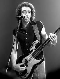 James Dewar, the awesome and underrated singer/bassist for Robin Trower's trio (1970s)