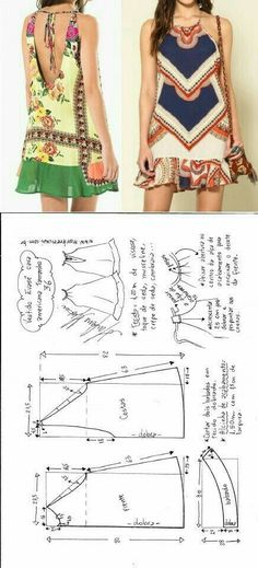 Amazing Sewing Patterns Clone Your Clothes Ideas. Enchanting Sewing Patterns Clone Your Clothes Ideas. Sewing Dress, Diy Dress, Sewing Clothes, Diy Clothes, Clothing Patterns, Dress Patterns, Sewing Patterns, Diy Couture, Couture Sewing