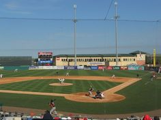 Spring Training home of the Miami Marlins (and St. Louis Cardinals) - Roger Dean Stadium, Jupiter, Florida