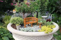Alfa img - Showing > Landscape Miniature Gardens