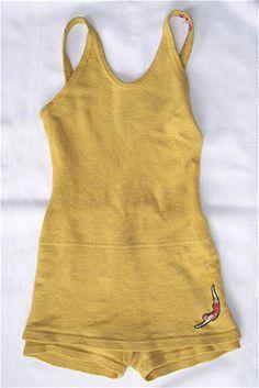 vintage Jantzen swimsuit