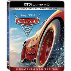 4K Ultra HD + Blu-ray™ + Digital