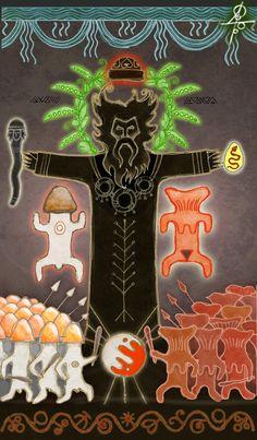 """#mythology, #mushrooms """"War of Mushrooms"""" http://vesemir.blogspot.ru/2012/05/blog-post_26.html"""