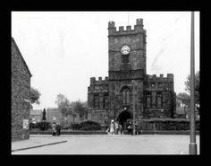 All Saint's CofE, Culcheth Lane, Newton Heath My Family History, All Saints, San Francisco Ferry, Big Ben, Manchester, Building, Places, Travel, Image