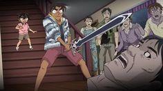 Detective Conan Episode 831 - A Cottage Surrounded Manga Detective Conan, Kudo Shinichi, Popular Anime, Magic Kaito, Case Closed, Me Me Me Anime, Besties, Scary, Silver Bullet