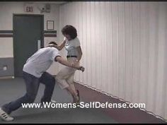 Woman defent a brad and teachs him how painful are his testicles when he try to mess with a lady.