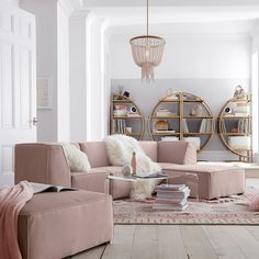 Riley Lounge Collection | Scandinavian Interior Design | #scandinavian #interior