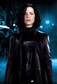 Kate Beckinsale as 'Selene' in Underworld (2003) and Underworld: Evolution (2006) The British beauty played vampire warrior Selene.