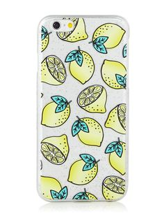 Skinnydip iPhone 6/6S Lemon Case