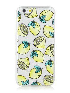 Skinnydip iPhone 6/6S Lemon Case