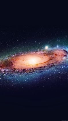 Galaxy Space Art