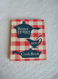 Vintage 60s Better Homes and Gardens New by SittingKittyVintage, $10.99