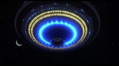 Antarea's Vessel – Cocoon Les Aliens, Aliens Movie, Aliens And Ufos, Ancient Aliens, Jessica Tandy, Steve Guttenberg, Science Fiction, Crop Circles, Cosmos