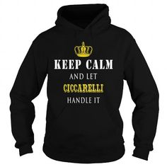 KEEP CALM AND LET CICCARELLI HANDLE IT #name #tshirts #CICCARELLI #gift #ideas #Popular #Everything #Videos #Shop #Animals #pets #Architecture #Art #Cars #motorcycles #Celebrities #DIY #crafts #Design #Education #Entertainment #Food #drink #Gardening #Geek #Hair #beauty #Health #fitness #History #Holidays #events #Home decor #Humor #Illustrations #posters #Kids #parenting #Men #Outdoors #Photography #Products #Quotes #Science #nature #Sports #Tattoos #Technology #Travel #Weddings #Women