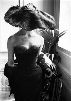 """The dress must follow the body of a woman, not the body following the shape of the dress.""   Hubert de Givenchy"