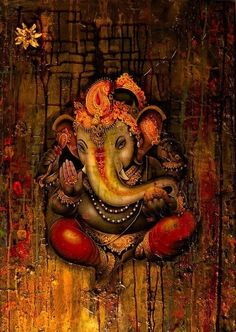 Lord Ganesha is one of the most popular Hindu deity. Here are top Lord Ganesha images, photos, HD wallpapers for your desktop and mobile devices. Ganesha Drawing, Lord Ganesha Paintings, Lord Shiva Painting, Ganesha Art, Baby Ganesha, Jai Ganesh, Shree Ganesh, Ganesh Ji Images, Ganesha Pictures