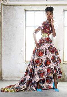 By Vlisco (in love)