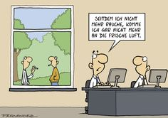 Cartoon Buch - Humor | STERN.de #hwg #fernandez #gegenDenStrich