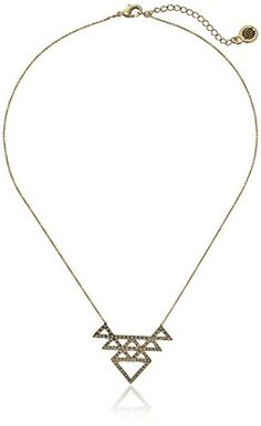 House of Harlow 1960 Gold Tessellation Necklace, 16''+2'' Extender House of Harlow 1960 http://www.amazon.com/dp/B00NFI2S8Q/ref=cm_sw_r_pi_dp_xY67ub1M01D8A