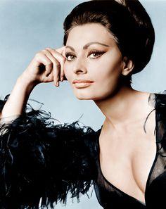 Arabesque, Sophia Loren, 1966 Fine Art Print
