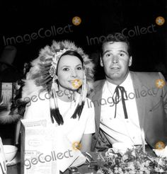 James Garner and Wife Lois at a Share Party 1965 Supplied by Globe Photos, Inc. Maverick Tv, Clint Walker, Vintage Glamour, Old Hollywood, Cowboys, Globe, 1960s, Kiss, Horse