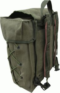 Italian Military Backpack - $39.95 :: Colemans Military Surplus LLC - Your one-stop US and European Army/Navy surplus store with products for hunting, camping, emergency preparedness, and survival gear