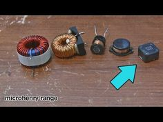 The basics of inductance; watch 'Inductor basics' first.   Video by Afrotechmods.