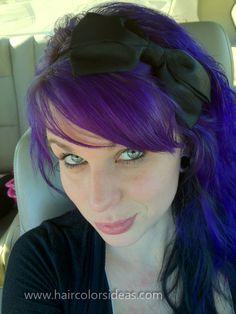 amazing. violet-hair love it <3