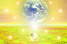 ascension-Lifting our planet up with love and light.  Intent is our magic.