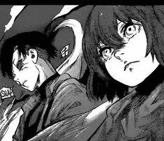 TOKYO GHOUL:RE CHAPTER 154: Trace #manga #mangafreak #tokyoghoulre #tokyoghoul #toukyoukushu #toukyoukushure updated chapter at Mangafreak