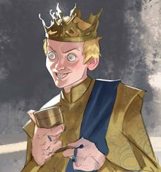 Illustration for article titled If Game Of Thrones Was A Cartoon Casas Game Of Thrones, Art Game Of Thrones, Dessin Game Of Thrones, Game Of Thrones Cartoon, Game Of Thrones Joffrey, Captain Marvel, Geeks, Game Of Thrones Illustrations, Illustrations Posters