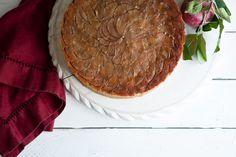 Desserts for Breakfast: Backyard Apple and Walnut Cake, with Rose Geranium Ice Cream