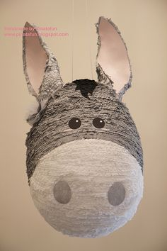 donkey piñata by Pin